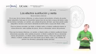 Microeconomía I - La Teoría De La Demanda (9) - Alfonso Rosa García