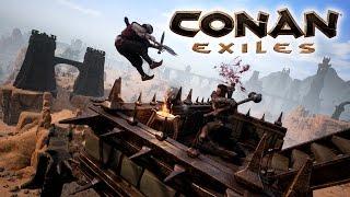 Conan Exiles получит семь бесплатных обновлений