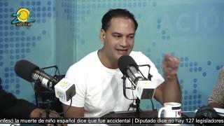 """Jose Laluz """"Hay una conspiración contra el sistema de partidos, apostando a la aventura"""""""