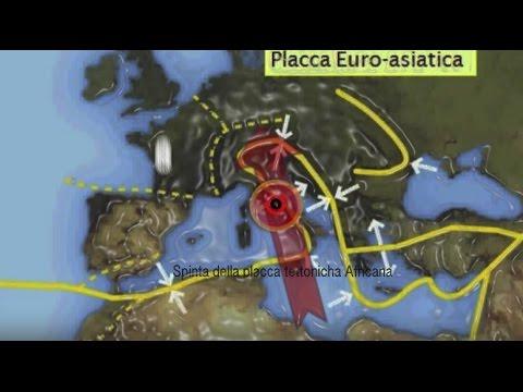 il terremoto dell'italia centrale spiegato con le immagini