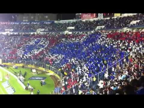 Celebración en el Estadio Azul