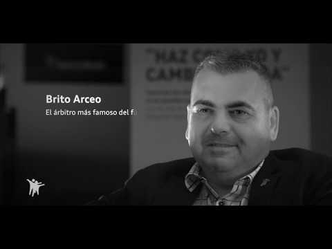 Brito Arceo y Albert Lesan, nueva imagen de Repara tu Deuda