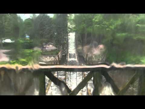Wasserachterbahn Splash