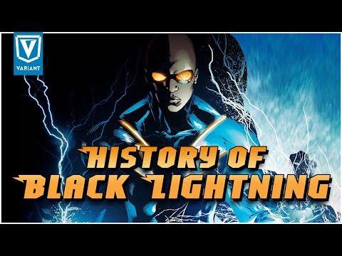 History Of Black Lightning!