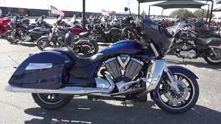 9. 004047 - 2011 Victory Cross Country - Used motorcycles for sale