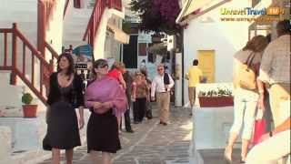 Mykonos Greece  city photos : Mykonos, Greek Islands, Greece - Unravel Travel TV