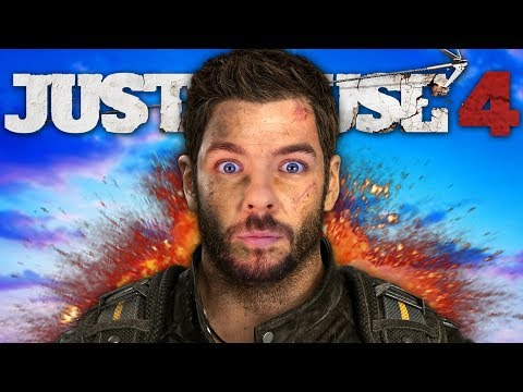 BIGGER AND BETTER THAN EVER | Just Cause 4 (Early Gameplay) (видео)