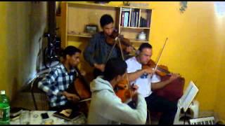 NOVO Hino 378 Do Hinário 5 ( Antigo  4 ) Quarteto De Cordas CCB