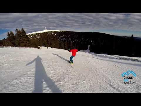 Ski Praděd černá 6 2017