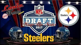 Pittsburgh Steelers 2017 NFL Draft (Breakdown of Each Player Selected) Well it has finally arrived the 2017 NFL Draft Wrap-Up Series; Over the next month or ...