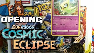 WEIRD PACK - Opening a Celebi Cosmic Eclipse Blister Pack of Pokemon Cards! by Flammable Lizard