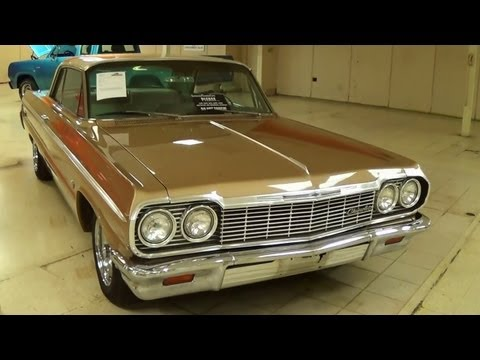 1964 Chevrolet Impala SS 400 V8 – Vintage Classic Hot Rod Collector Car