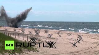 Kaliningrad Russia  City pictures : Russia: Russia responds to NATO with Kaliningrad military drills