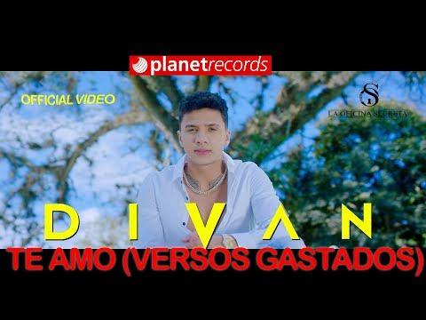 Versos de amor - DIVAN  Te Amo (Versos Gastados)  Official Video by Freddy Loons  Cubaton Reggaeton 2019