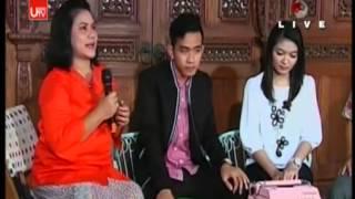 Video Konferensi Pers Pernikahan Anak Presiden Jokowi Gibran Rakabuming Raka Dengan Selvi Ananda MP3, 3GP, MP4, WEBM, AVI, FLV Agustus 2018