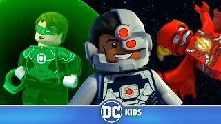 Video LEGO Justice League Cosmic Clash | Control Alt Destroy | DC Kids MP3, 3GP, MP4, WEBM, AVI, FLV Maret 2019