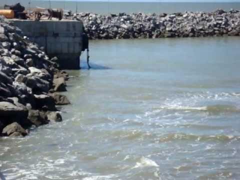 Super porto do Açú São João da Barra.23/04/11