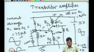 Mod-01 Lec-01 Transistor Amplifier