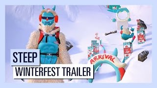 Trailer di lancio - DLC Pack Winterfest
