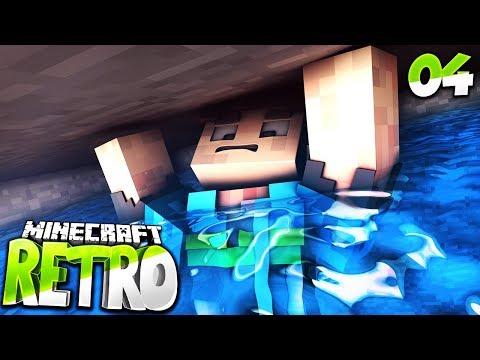 GEHEIMNISSE des DRACHENTEMPELS • Minecraft RETRO #04 | S3 | Minecraft Roleplay Deutsch (видео)
