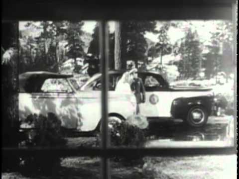 Saboteur Official Trailer #1 - Clem Bevans Movie (1942) HD