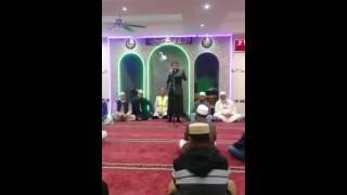 Video Wo Mera Nabi Hai by Amir Uddin MP3, 3GP, MP4, WEBM, AVI, FLV Juli 2018
