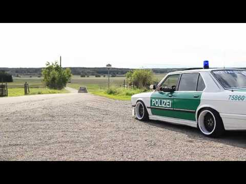 e28 - Lu-Po-lizei (Lupo and E28 528iA Police Car) by Adam Forsberg Credit: Nils Nilsson Film editing by Adam Forsberg Music : Erase Me - Kid Cudi feat. Kanye West.