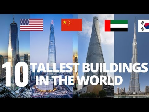 Video Top 10 Tallest Building in the World 2019 download in MP3, 3GP, MP4, WEBM, AVI, FLV January 2017