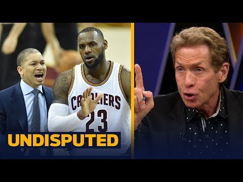 Skip Bayless reveals what Ty Lue's 'hidden agenda' comments mean for LeBron's Cavs | UNDISPUTED