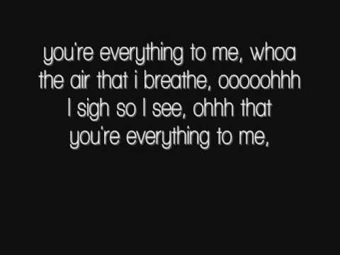 Everything To Me - Monica [Lyrics]