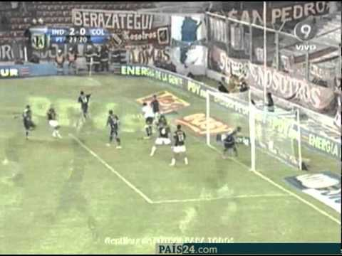Independiente 3 - 1 Colón (Clausura 2011)