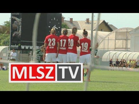 Ferencvárosi TC - DVTK | 4-1 | JET-SOL Liga | 1. forduló