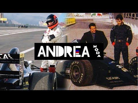 Los peores equipos de la Fórmula 1  Andrea Moda #2