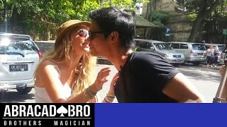 Video MAGIC KISSING PRANK INDONESIA. HOW TO GET KISS & PHONE NUMBER FROM GIRLS - abracadaBRO Pick Up Lines MP3, 3GP, MP4, WEBM, AVI, FLV Mei 2017