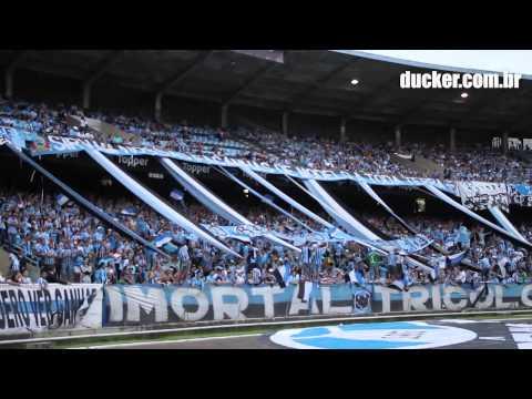 GRÊMIO 1 x 0 Canoas - Na Azenha tem uma banda louca - Geral do Grêmio - Grêmio