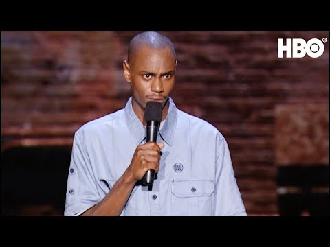 Dave Chappelle: Talking to the Police | HBO