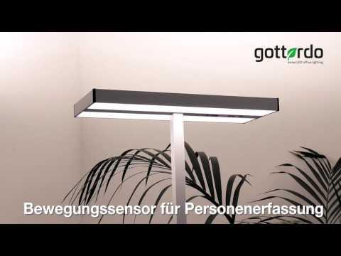 gottardo - Die effizienteste LED-Stehleuchte der Schweiz