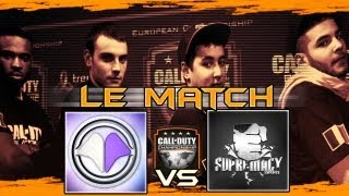 COD CHAMPIONSHIP | Millenium vs Supremacy [Official Video]