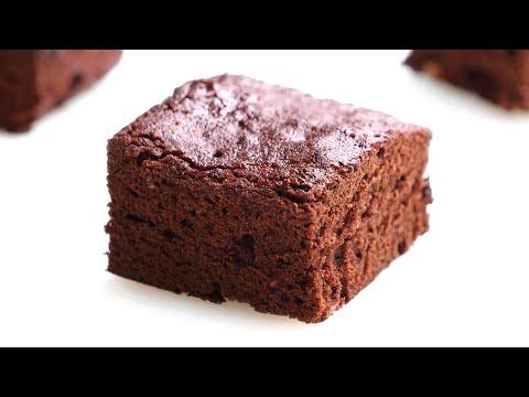 BROWNIE de Chocolate listo en 3 MINUTOS en el Microondas!