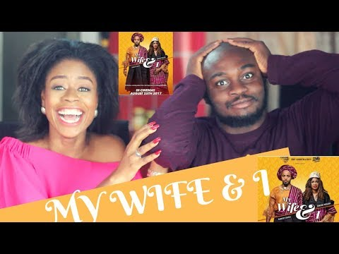 The Screening Room: My Wife and I featuring  Omoni Oboli, Ramsey Nouah Movie Review