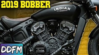 2. Want The 2019 Indian Scout Bobber? Watch This First!