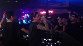 Breathe Carolina performing Anywhere But Home at Fable - Jakarta on May 20, 2017 Video's taken by myself. PS: Do NOT...