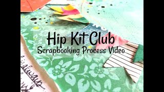 Thanks so much for watching! My Blog: littlenuggetcreations.blogspot.com Hip Kit Club: hipkitclub.net 2017 August Hip Kits.