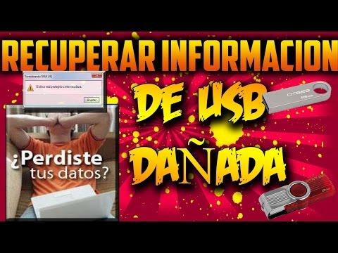 Video Recuperar información de un disco duro o USB dañada download in MP3, 3GP, MP4, WEBM, AVI, FLV January 2017