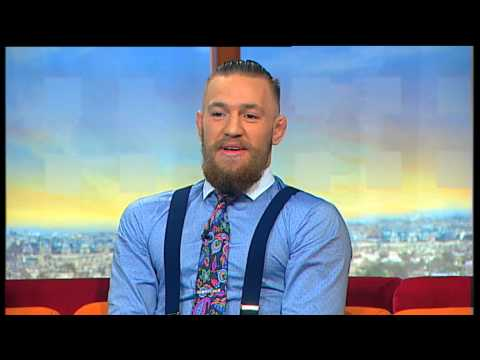 Conor - Conor McGregor, one of UFC's brightest stars and the most Googled Irish Sports Personality of 2013 joined us on Friday, January 10. He came with his coach, J...
