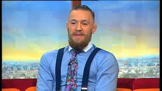 Video Conor McGregor Interview | Ireland AM MP3, 3GP, MP4, WEBM, AVI, FLV November 2018