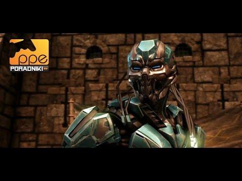 Jak odblokować Cyber Sub-Zero w Mortal Kombat X