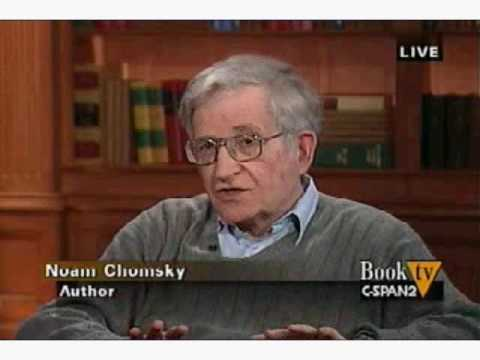 Socialism - Noam Chomsky responds to a caller's request for his thoughts on socialism, during a 2003 interview by Brian Lamb, for C-SPAN's