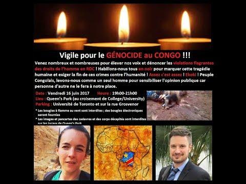 Les violations flagrantes des droits de l'homme