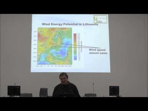 Vėjo energetika. Technologijos, galimybės ir įgyvendinimas